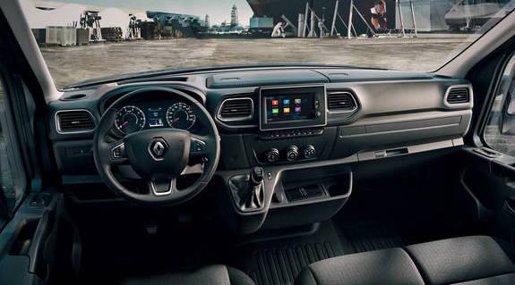 Renault Master brošiūra