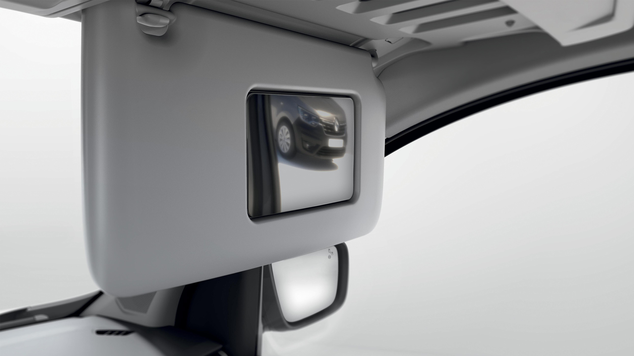 Renault Express Van Exceptional maneuverability